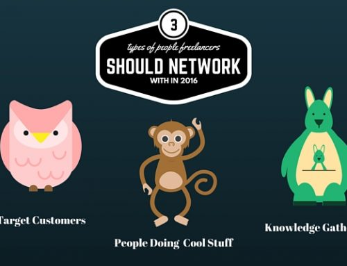 3 Types of People Freelancers Should Network With Next Year