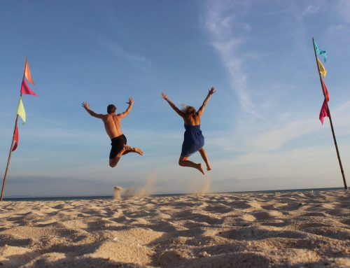 Four steps to freedom – how we ditched the 9-to-5 to travel the world
